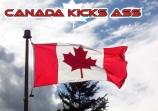 Canada Kicks Ass